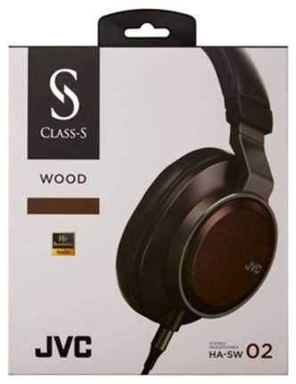 Наушники JVC Wood HA-SW02 Black