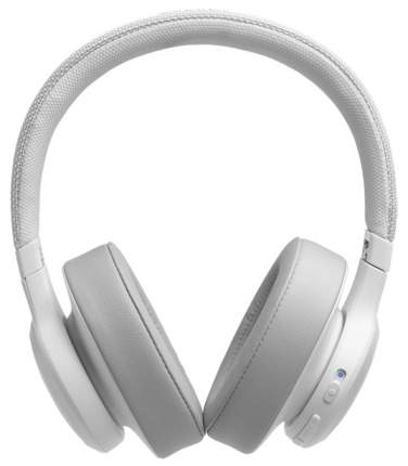 Беспроводные наушники JBL Live 500BT White