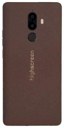 Смартфон Highscreen Power Five Max 2 32Gb Brown