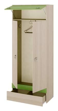 Платяной шкаф Трия TRI_PM_139.05 88х45х220, ясень коимбра