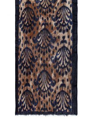 Палантин женский Eleganzza OR44-29195 коричневый