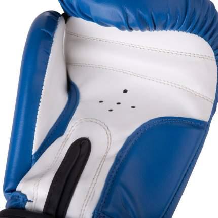 Боксерские перчатки БоецЪ BBG-02 синие 16 унций
