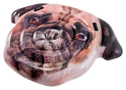"""Надувной матрас """"Собака"""" с ручками, 173 х 130 см Intex"""
