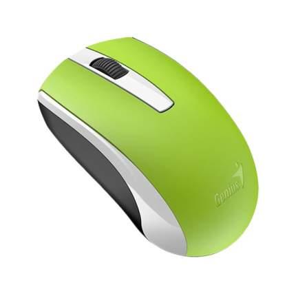 Беспроводная мышка Genius ECO-8102 Green (31030004404)