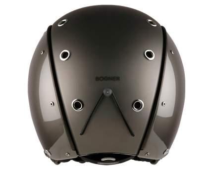 Горнолыжный шлем Bogner Pure Ruthenium 2020 ruthenium, L