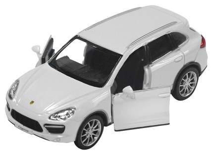 "Машинка ""Porsche Cayenne Turbo"" (белая)"