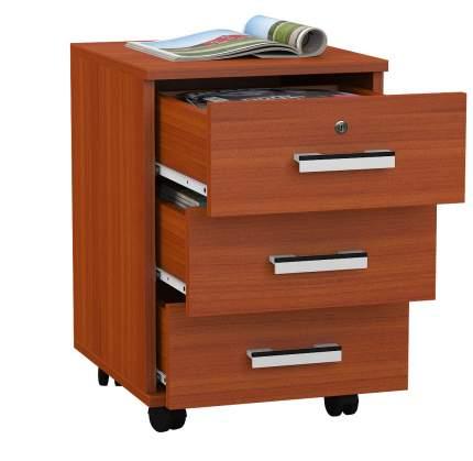 Тумба офисная выкатная Мебельный Двор МД 3.02 МД 3.02 40х45х59 см, яблоня