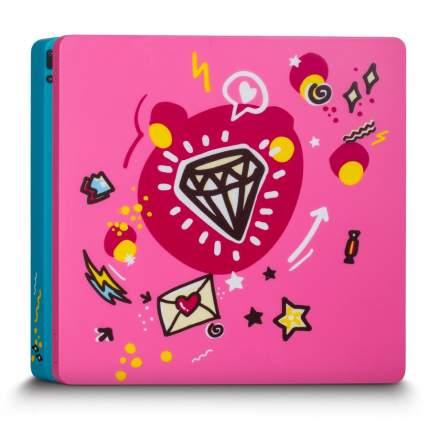 "Игровая приставка Sony PlayStation4 Rainbo 1 ТB ""Sweet"""