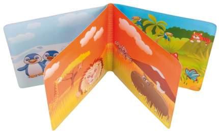 Книга мягкая с пищалкой Canpol «Colourful Animals»