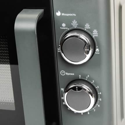 Микроволновая печь соло Centek CT-1583 Black