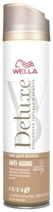 Лак для волос Wella Deluxe Anti-Aging 250 мл