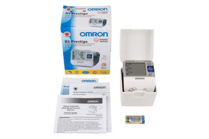 Тонометр Omron R5 Prestige HEM 6052-RU автоматический на запястье
