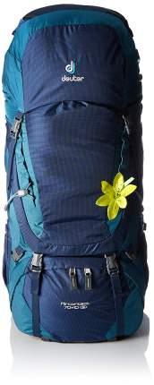 Туристический рюкзак Deuter Aircontact Pro SL 70+10 л Midnight/Denim