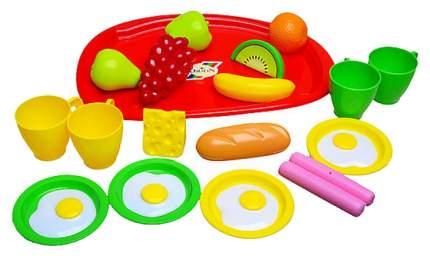 Набор продуктов игрушечный Orion Toys Поднос завтрак
