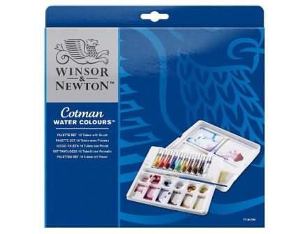 Акварель Winsor&Newton Cotman Palette Set 10 цветов