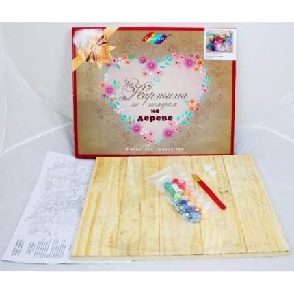 Картина по номерам на дереве Color Kit Ароматы Востока
