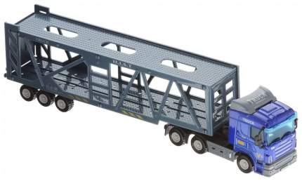 Машина спецслужбы Truck Series Металлический автовоз