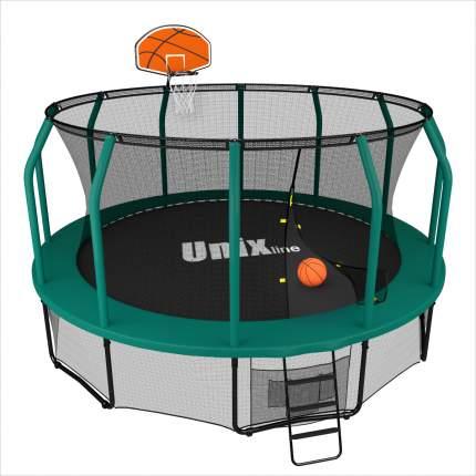 Баскетбольный щит Unix Line Supreme оранжевый