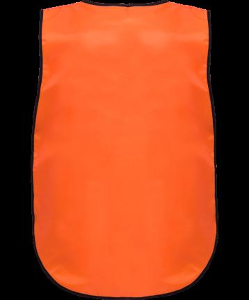 Майка Jogel JBIB-2001, желтый/оранжевый, One Size INT