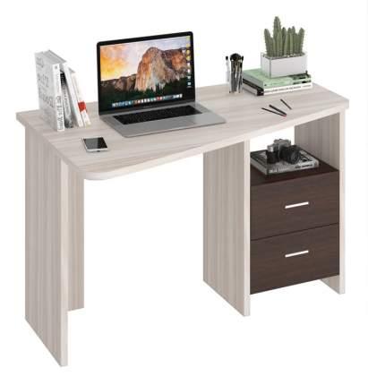 Компьютерный стол Мэрдэс СКЛ-Трап120 СКЛ-Трап120 карамель/венге ЛЕВЫЙ, карамель/венге