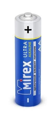 Батарея щелочная Mirex LR6 / AA 1,5V  4 шт