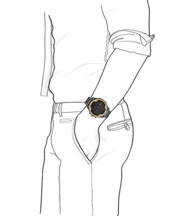 Наручные часы кварцевые мужские Diesel DZ 7418
