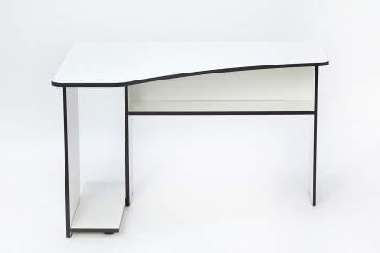 Компьютерный стол Hoff, белый/черный