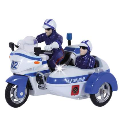 Мотоцикл Технопарк ct-1247-2 Полиция