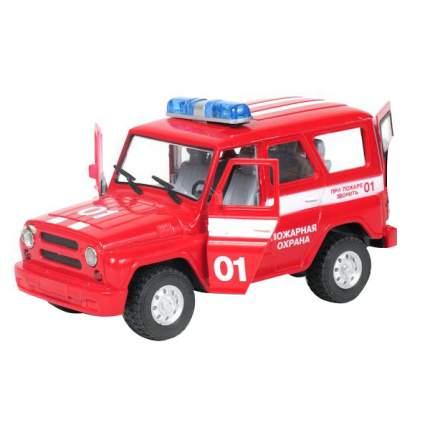 Пожарная Машинка Технопарк УАЗ
