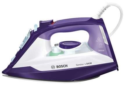 Утюг Bosch Sensixx'x DA30 Secure TDA3026110 White/Purple