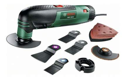 Сетевой реноватор Bosch PMF 190 E Set 603100521