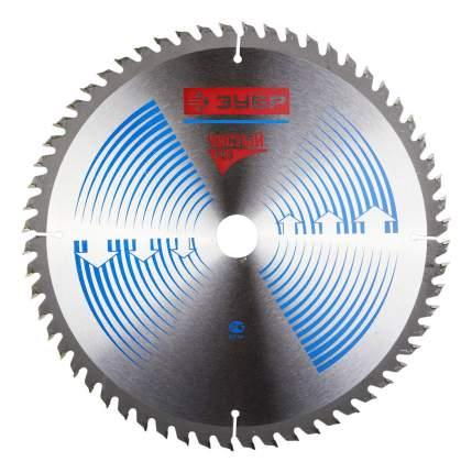 Пильный диск по дереву  Зубр 36905-255-30-60
