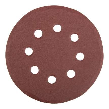 Круг шлифовальный универсальный для эксцентриковых шлифмашин Stayer 35452-125-180