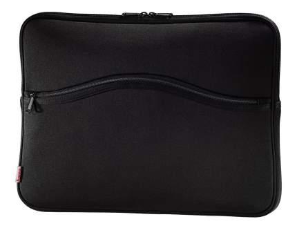 """Сумка для ноутбука 15.6"""" Hama Comfort Life черная"""