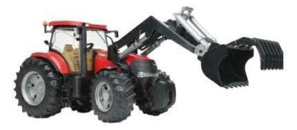 Трактор Bruder Case cvx 230 с погрузчиком