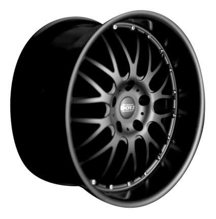 Колесные диски DOTZ Mugello dark R16 7J PCD5x100 ET35 D60.1 (OMUP6KA35)