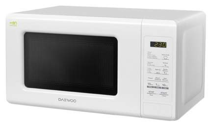 Микроволновая печь соло Daewoo KOR-661 BW white