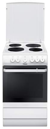 Электрическая плита Hansa FCEW54120 White