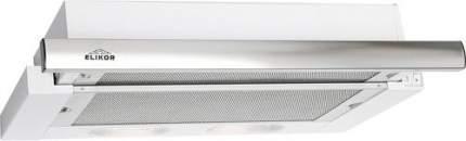 Вытяжка встраиваемая ELIKOR Интегра 50 White/Silver