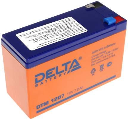 Аккумулятор для ИБП Delta DTM 1207 7.2A/hs 12W