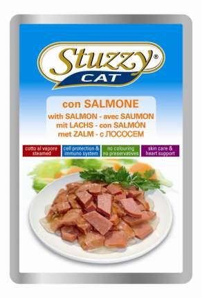 Влажный корм для кошек Stuzzy Cat, лосось, 24шт, 100г