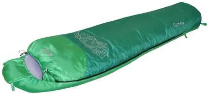 Спальный мешок Nova Tour Крым V2 зеленый, правый