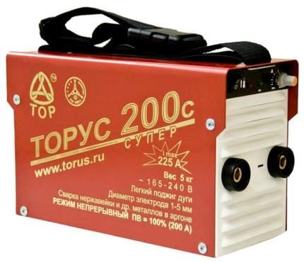 Сварочный инвертор ТОРУС 200с