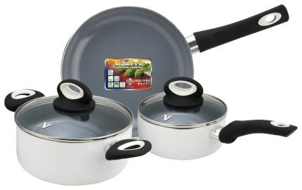 Набор посуды Vitesse VS-2906 Белый