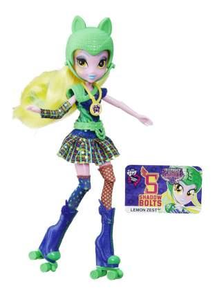 Кукла My Little Pony Equestria Girls - Шедоуболт Лемон Зест 22 см