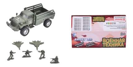 Машина военная Tongde Дивизион: Военная техника