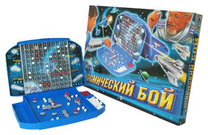 Семейная настольная игра Биплант Космический Бой 10022