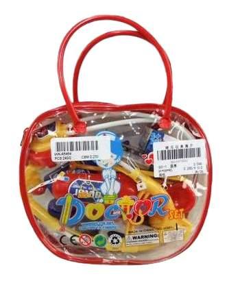 Набор доктора Junfa Toys Набор доктора 11 предметов 501-1