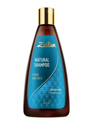 Шампунь Zeitun №7 Здоровье и свежесть Для жирных волос 250 мл
