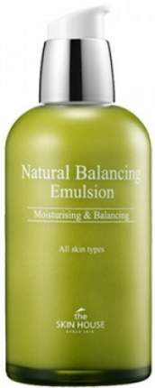Балансирующая эмульсия THE SKIN HOUSE Natural Balancing Emulsion, 130 мл
